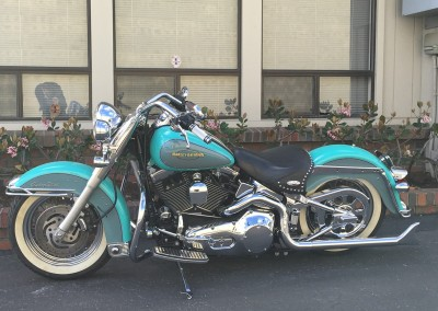 Custom Bike and Auto Restoration Salinas Ca