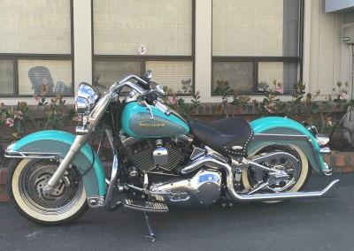 Custom Bike and Auto Restoration Salinas Ca